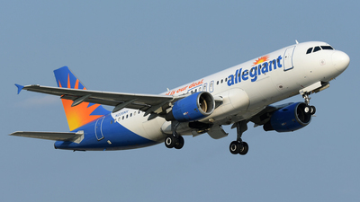 N226NV - Airbus A320-214 - Allegiant Air