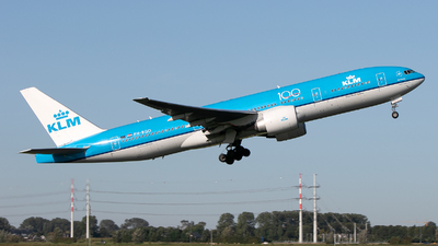 PH-BQO - Boeing 777-206(ER) - KLM Royal Dutch Airlines