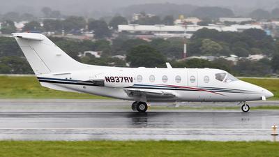 N937RV - Beechcraft 400A Beechjet - Private