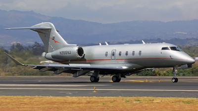 N355VJ - Bombardier BD-100-1A10 Challenger 300 - Private