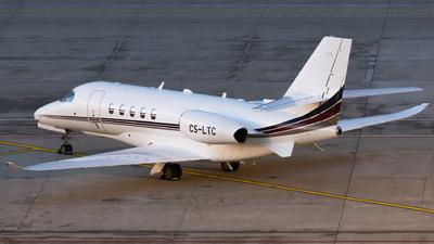 A picture of CSLTC - Cessna 680A Citation Latitude - NetJets - © Joel Basler