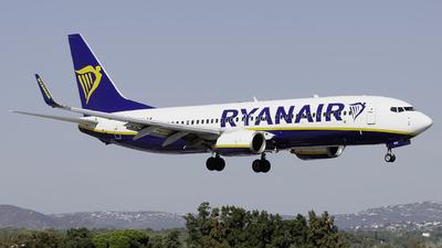 EI-DYX - Boeing 737-8AS - Ryanair