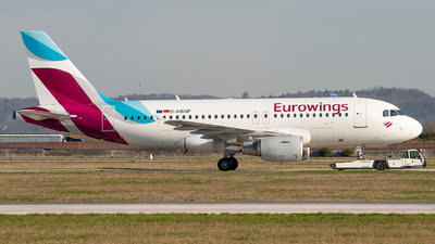 A picture of DABGP - Airbus A319112 - Eurowings - © marfi80