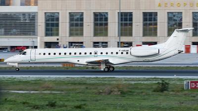 F-HRAM - Embraer ERJ-145LU - Aero4M