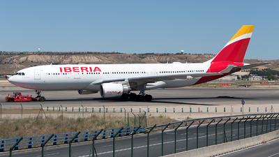 EC-MSY - Airbus A330-202 - Iberia