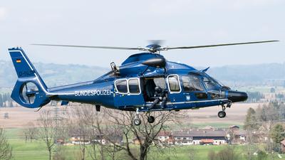 D-HLTP - Eurocopter EC 155 B1 - Germany - Bundespolizei