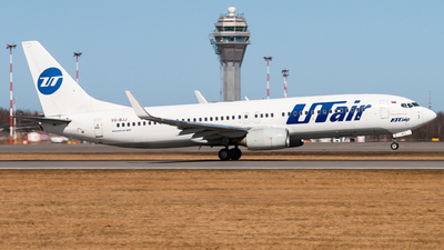 A picture of VQBJJ - Boeing 7378AS - UTair - © KomradAlexey