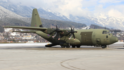 ZH882 - Lockheed Martin Hercules C.5 - United Kingdom - Royal Air Force (RAF)