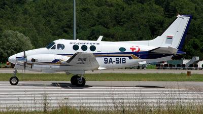 9A-SIB - Beechcraft C90 King Air - Air Pannonia
