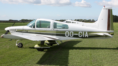 OO-CIA - Grumman American AA-5 Traveler - Private