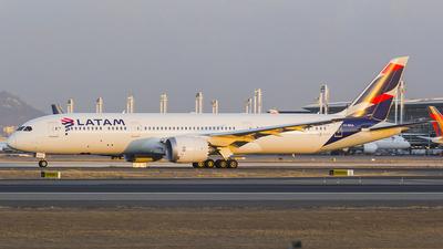 CC-BGA - Boeing 787-9 Dreamliner - LATAM Airlines