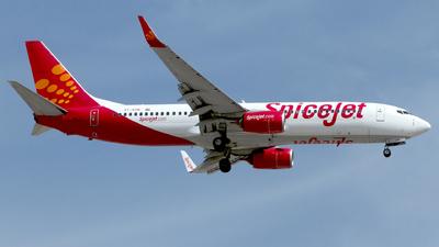 A picture of VTSZM - Boeing 73786J - SpiceJet - © M. Azizul Islam