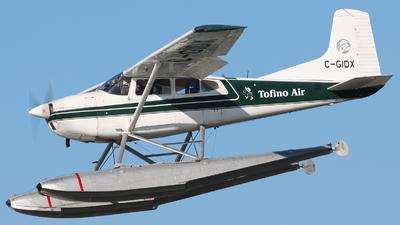 C-GIDX - Cessna 180J Skywagon - Tofino Air Lines