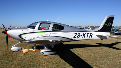 ZS-KTR - Cirrus SR22 - Private