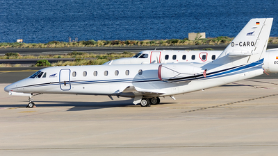D-CARO - Cessna 680 Citation Sovereign - Aerowest