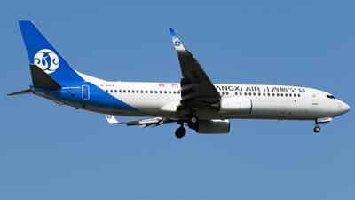 B-5512 - Boeing 737-85C - Jiangxi Airlines