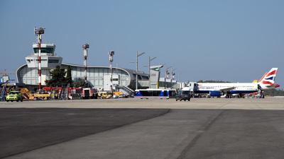 LDDU - Airport - Ramp