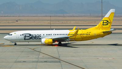 UR-UBC - Boeing 737-8HX - Bees Airline