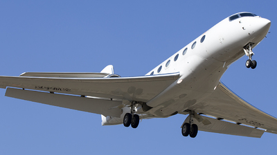 B-3326 - Gulfstream G650 - Private