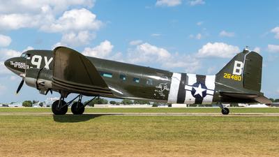 N534BE - Douglas C-53 Skytrooper - Private