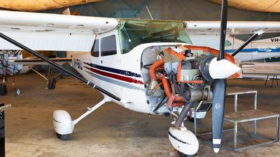 VH-EKU - Cessna 172L Skyhawk - Private
