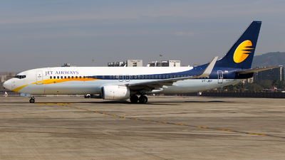 VT-JBF - Boeing 737-85R - Jet Airways