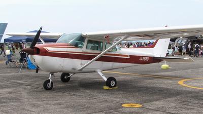 JA3890 - Cessna 172P Skyhawk - Private