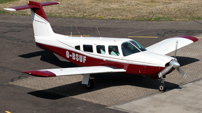 G-BSUF - Piper PA-32RT-300 Lance II - Private