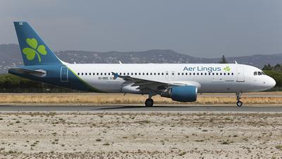 EI-DEE - Airbus A320-214 - Aer Lingus