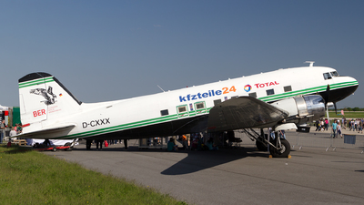 D-CXXX - Douglas C-47B Skytrain - Air Service Berlin