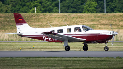 D-ETSW - Piper PA-32R-301 Saratoga II HP - Private