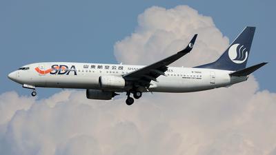 B-5650 - Boeing 737-85N - Shandong Airlines