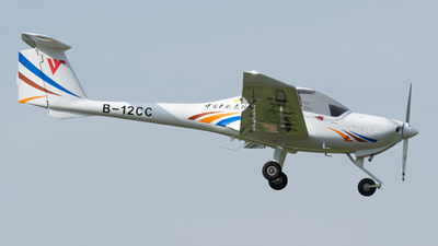 B-12CC - Diamond DA-20-C1 Katana - Civil Aviation Flight University of China