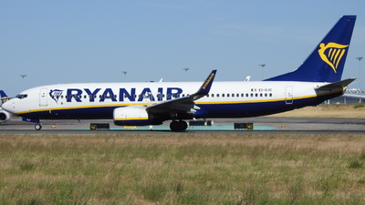 EI-GJC - Boeing 737-8AS - Ryanair