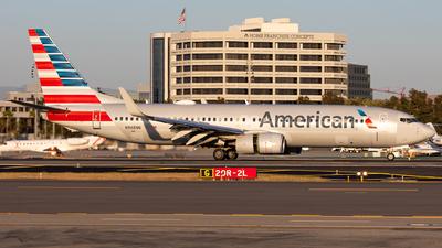 A picture of N968NN - Boeing 737823 - American Airlines - © Wes Loeffler