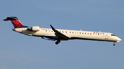 N133EV - Bombardier CRJ-900LR - Delta Connection (Endeavor Air)