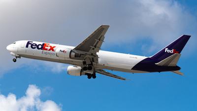 N151FE - Boeing 767-3S2F(ER) - FedEx