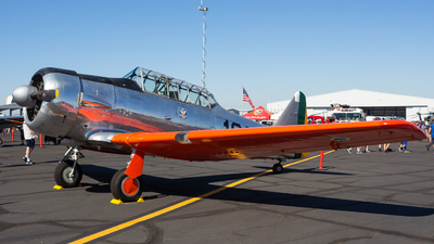 N390TB - North American T-6D Texan - Private