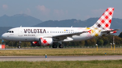 A picture of ECMUX - Airbus A319111 - Volotea - © De Guidi Oscar