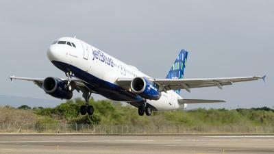 N592JB - Airbus A320-232 - jetBlue Airways