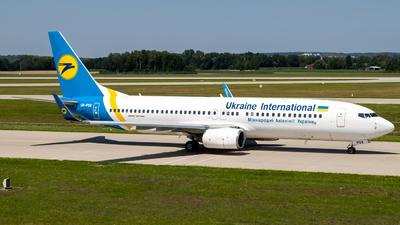 A picture of URPSX - Boeing 7378EH - Ukraine International Airlines - © Martin Tietz