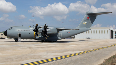 16-0055 - Airbus A400M - Turkey - Air Force