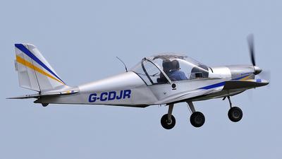 A picture of GCDJR - Evektor EV97 EuroStar - [2318] - © Nigel Fenwick