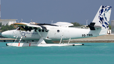 8Q-TMG - De Havilland Canada DHC-6-300 Twin Otter - Trans Maldivian Airways
