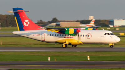 A picture of OYJRY - ATR 42300 - DAT - © Aaron Vancoillie