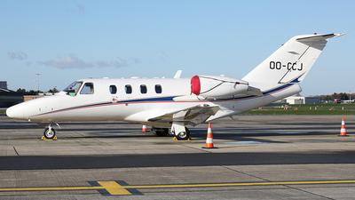 OO-CCJ - Cessna 525 Citationjet CJ1 - Private
