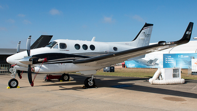 A picture of VHNTX - Beech C90GTi King Air - [LJ2116] - © Aircountry