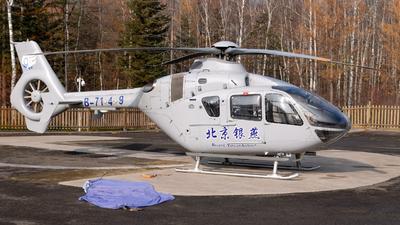B-7149 - Eurocopter EC 135T2 - Beijing Yinyan Airlines