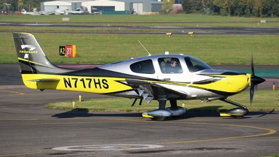 N717HS - Cirrus SR22T G6 Edition 7 Thousand - Private