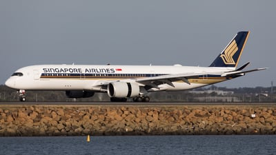 A picture of 9VSMD - Airbus A350941 - Singapore Airlines - © Rory Delaney